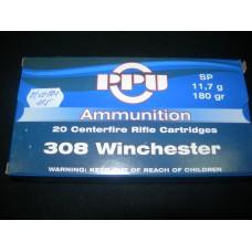 Metak Karabinski .308 Winchester, Prvi Partizan