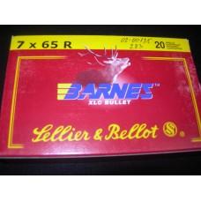 Metak Karabinski 7x65 Seller&Bellot Barnes XLC