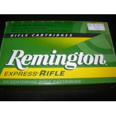 Metak Karabinski .270 Winchester Remington EXPRESS RIFLE
