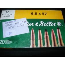 Metak Karabinski 6,5x57 Seller&Bellot