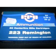 Metak Karabinski .223 Remington Prvi Partizan
