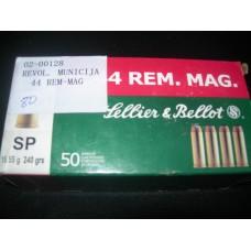 Metak Revolverski .44 rem.mag Sellier & Bellot