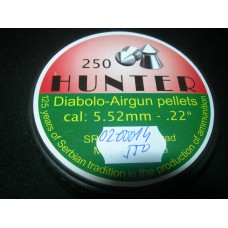 Diabolo cal. 5,52 mm Hunter