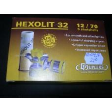 Jedinicni projektil 12/70 Hexolit 32 DDUPLEX