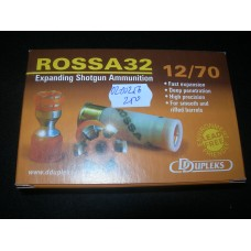 Jedinicni projektil 12/70 Rossa 32 DDUPLEX