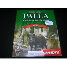 Jedinicni projektil 12/70 Lambro Palla
