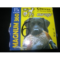 Metak Sacmeni Mirage Magnum 4,0 mm
