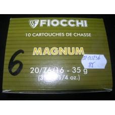 Metak sacmeni Fiochi Magnum 4,0mm