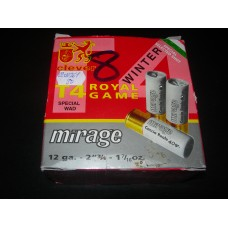 Metak sacmeni Mirage 12/70 T4 Winter 3,5 mm