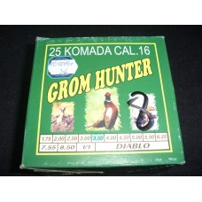 Metak sacmeni Grom Hunter 16/70 3,5 mm