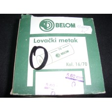 Metak sacmeni Belom 16/70 5,6 mm