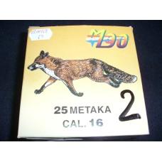 Metak sacmeni M90 16/70 5,1 mm