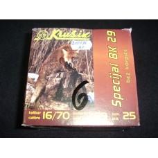 Metak sacmeni  Krusik specijal BK29 16/70 4,0 mm
