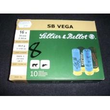 Metak sacmeni SB Vega 16/70 3,5 mm