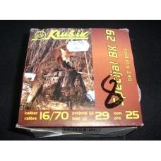 Metak sacmeni Krusik specijal BK29 16/70 3,5 mm