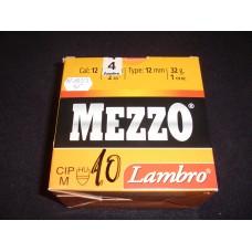 Metak sacmeni Lambro Mezzo 12/70 3,1 mm