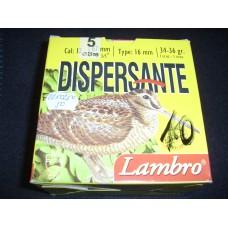 Metak sacmeni Lambro Dispersante 12/70 2,9 mm