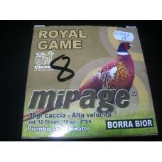Metak sacmeni Mirage Royal game 12/70  3.5 mm