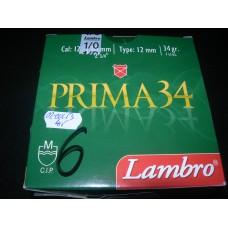 Metak sacmeni Lambro Prima 34 12/70 4,0mm