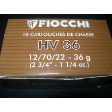 Metak sacmeni Fiochi HV 36 12/70 4,0 mm