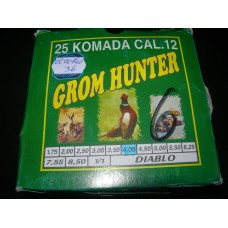 Metak sacmeni Grom Hunter 12/70 4,0 mm