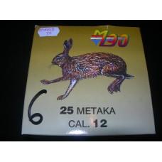 Metak sacmeni M90 12/70 3,9 mm