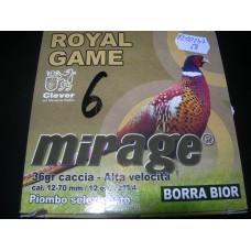 Metak sacmeni Mirage Royal 36 12/70 4,0mm