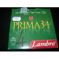 Metak sacma Lambro Prima 34 12/70 4,5 mm