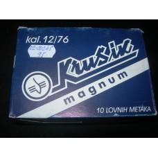 Metak sacmeni  Krusik Magnum  12/76 4,5 mm