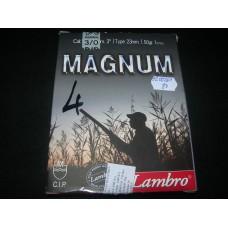 Metak sacmeni Lambro Magnum 12/76 4,5 mm