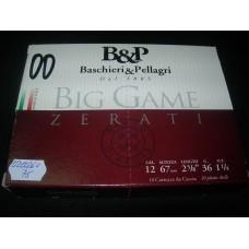 Metak sacmeni B&P Big Game  12/67 6,2 mm