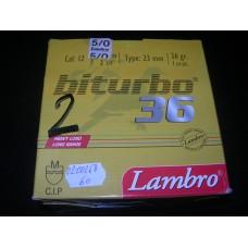 Metak sacmeni Lambro Biturbo 36 12/70 5 mm