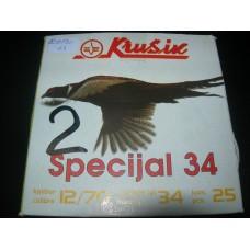 Metak sacmeni Krusik specijal 34 12/70 5,0 mm