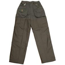 Lovačke pantalone sa nepromočivim nogavicama