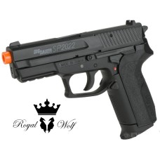 Swiss Arms Sig Sauer SP2022 4,5mm BB CO2