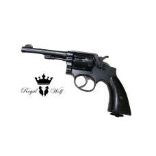 Smith & Wesson revolver 38 sw cev 5""